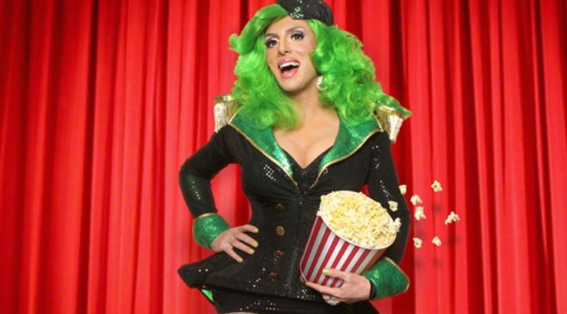 Hedda Lettuce !GRINGA! In Paradise Comedy Show
