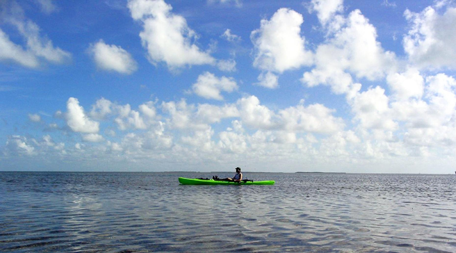 Single Kayak Rental in Pillar Point Harbor