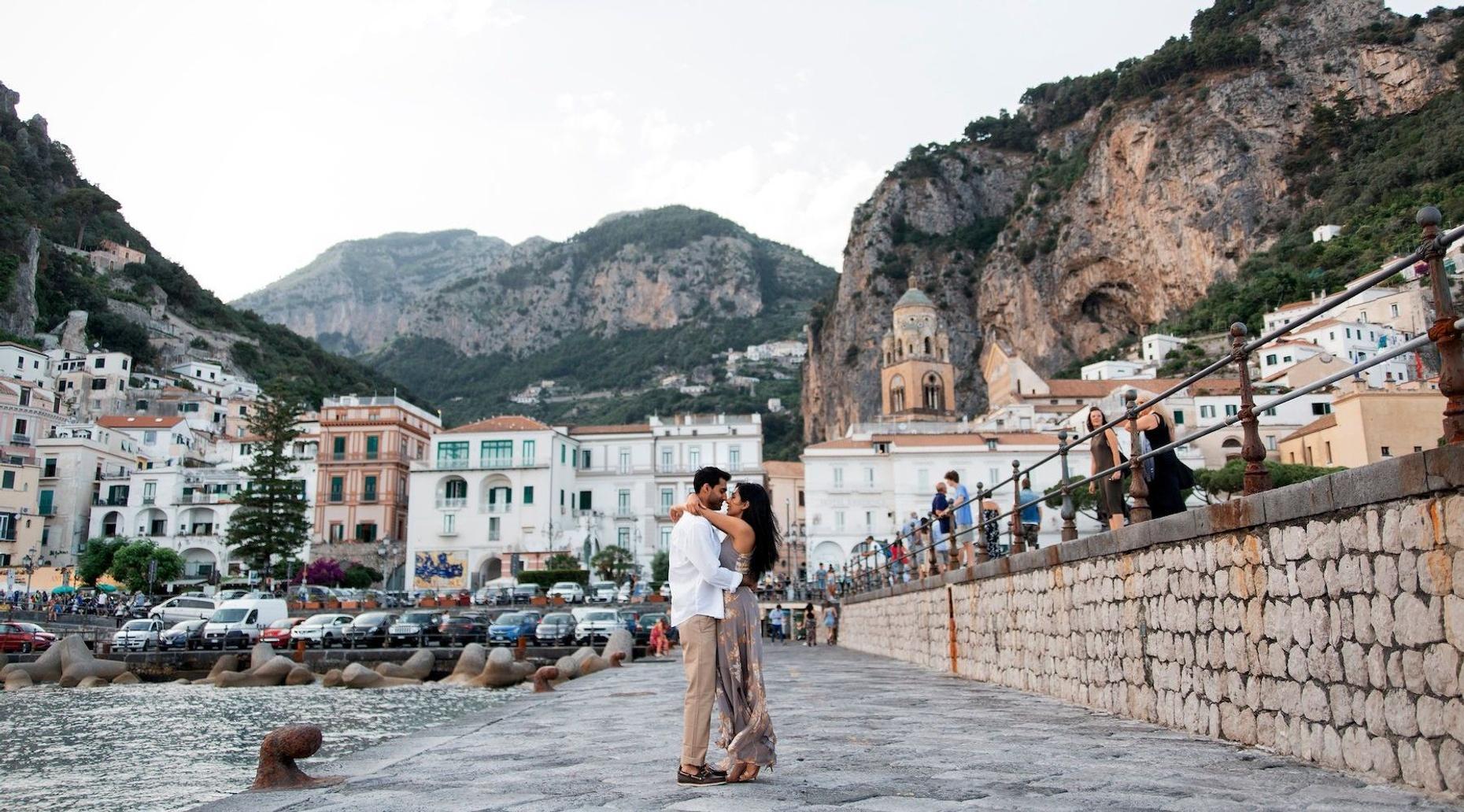 1-Hour Amalfi Coast Photo Shoot