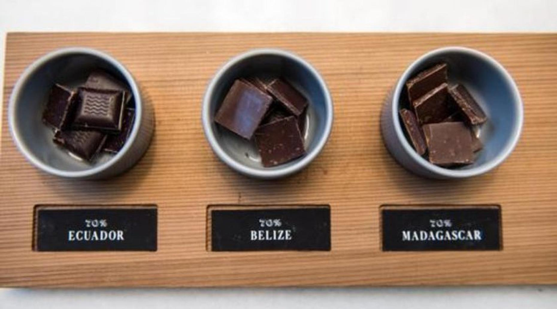 Making for Families: Chocolate Class in San Francisco