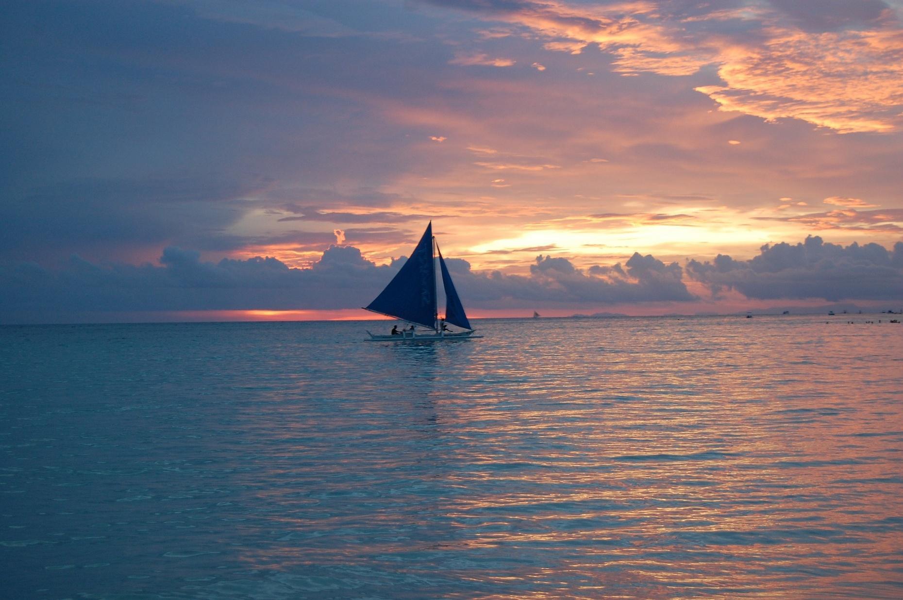 Private Sunset Sail in Destin
