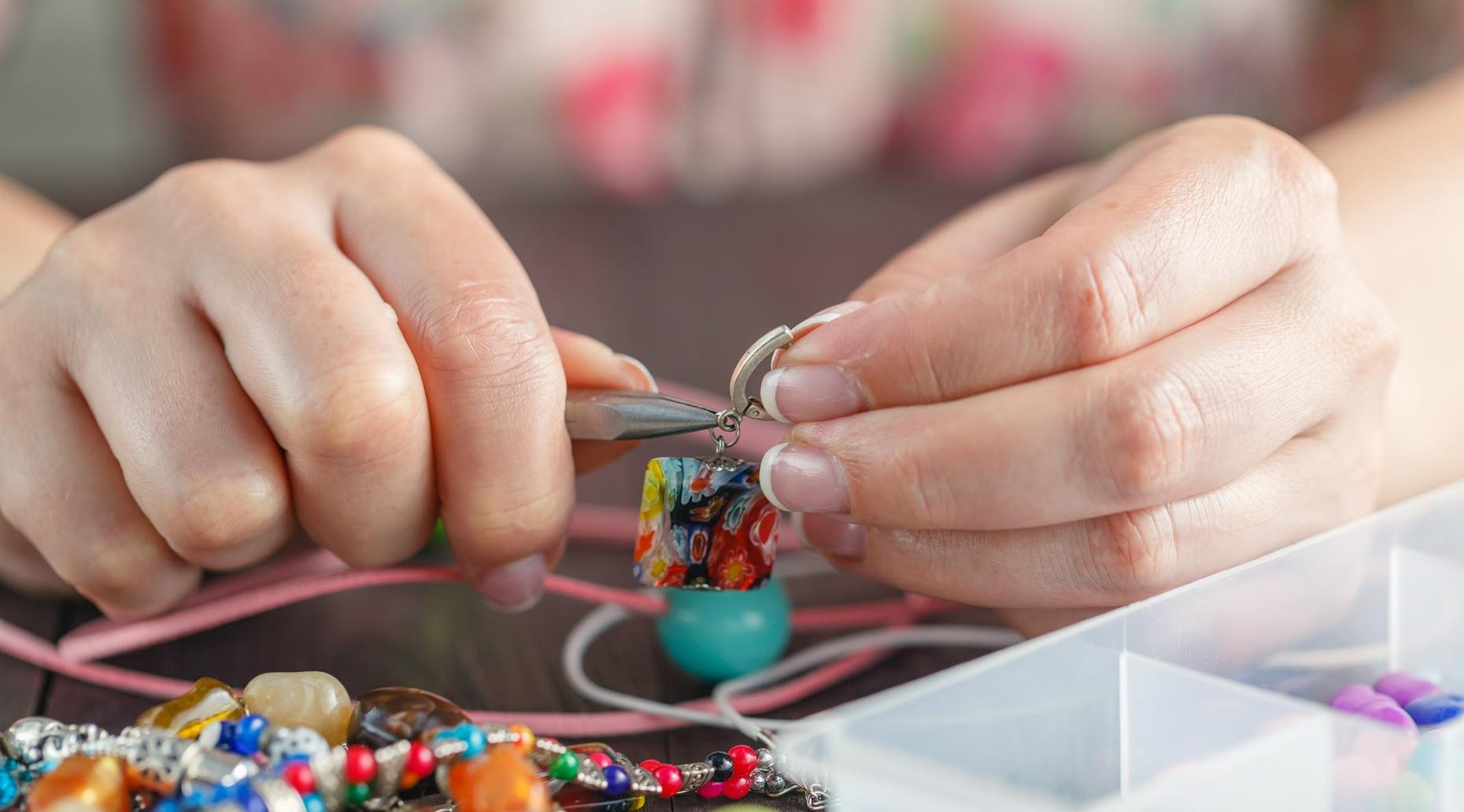 Shopkins Bead and Tea Party