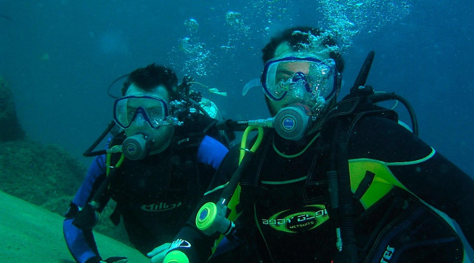 Private Multi-Tank Dive in Cabo San Lucas