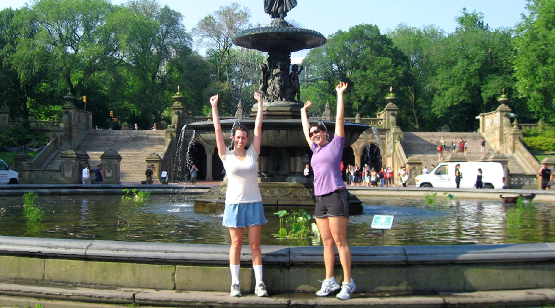 Central Park Running Tour in Manhattan