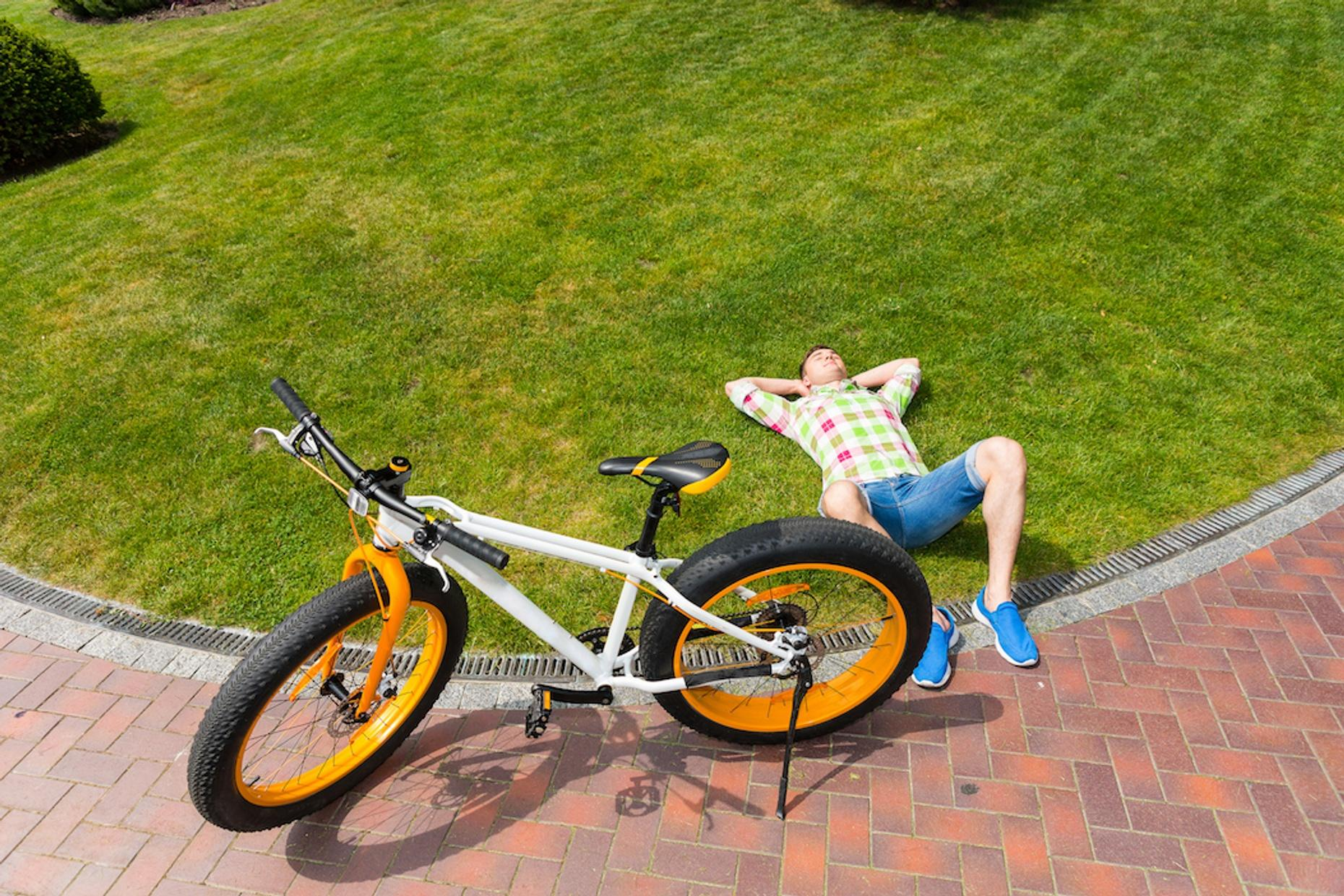 One-Hour Fat Tire Bike Rental in Tampa