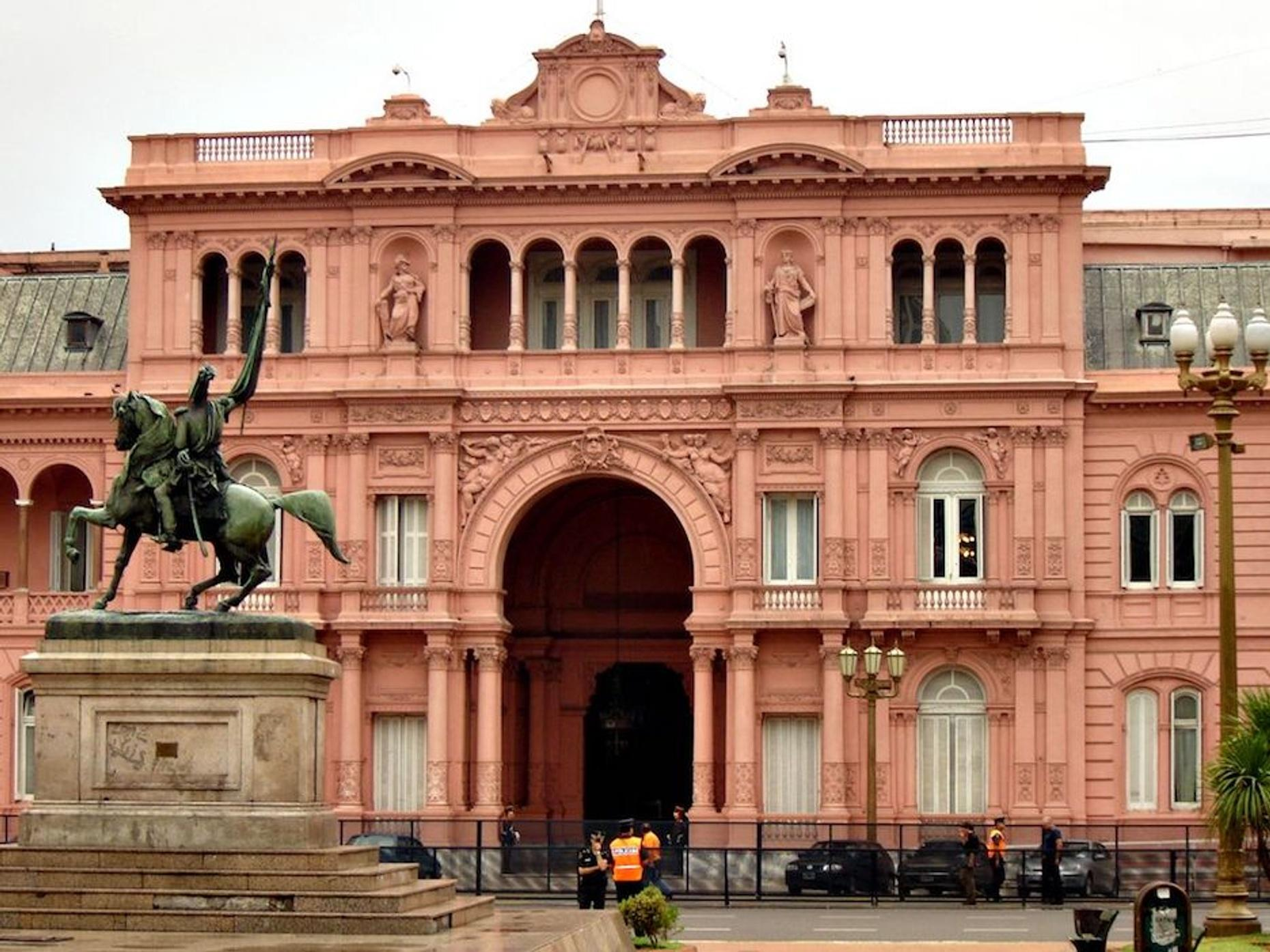 Historical Tour of Buenos Aires in Spanish