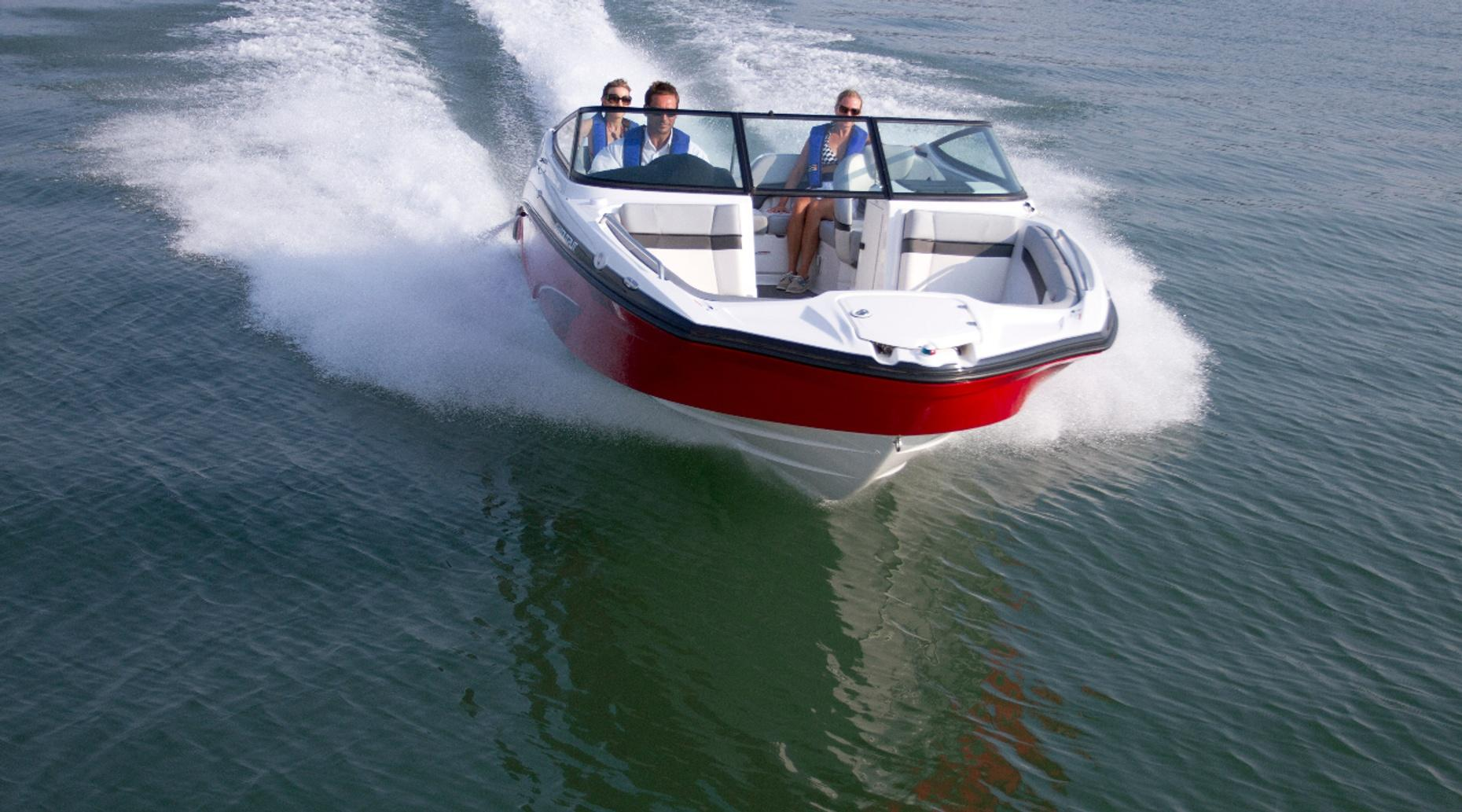 Speedboat Excursion in the Dominican Republic