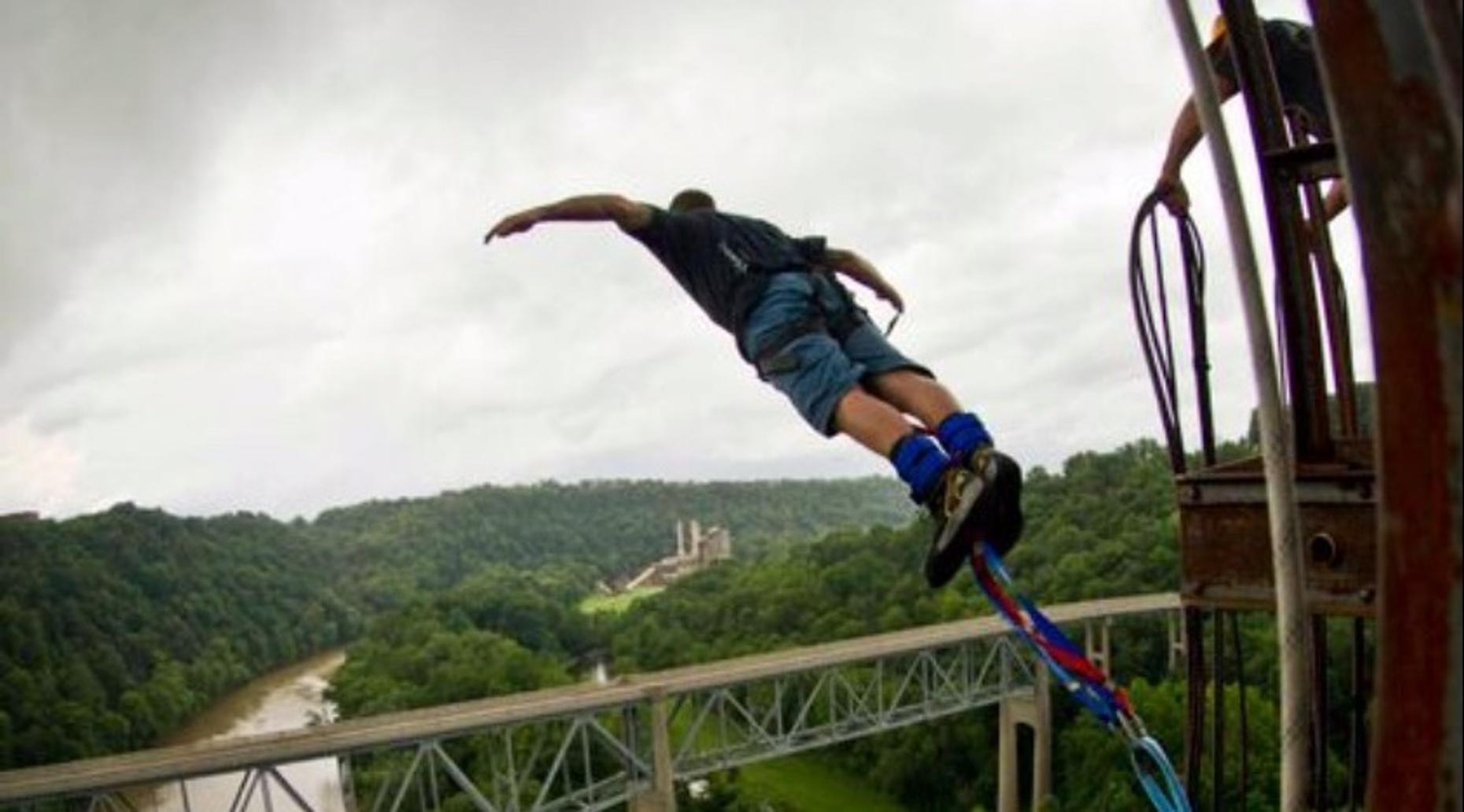 Young's High Bridge Bungee Jump