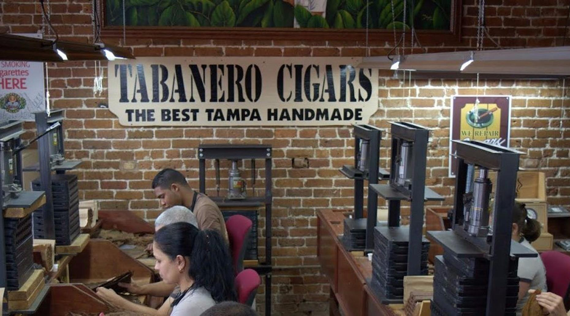 cigar factory tours