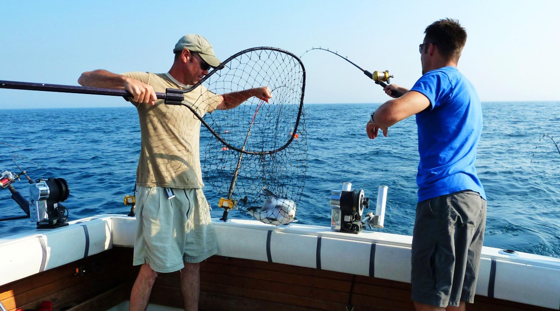 Half-Day Fishing Charter in Key West