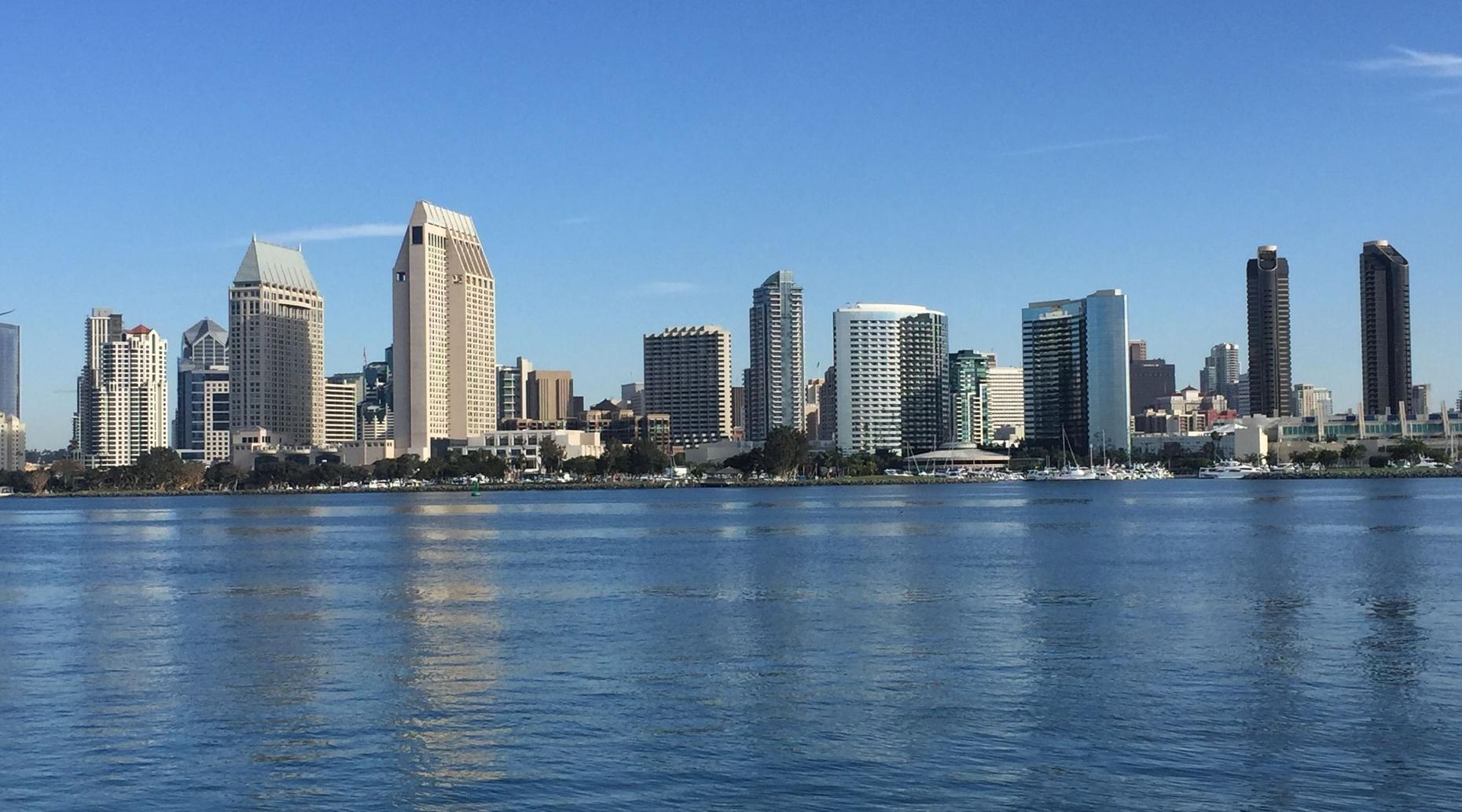 San Diego Bay Walking Tour