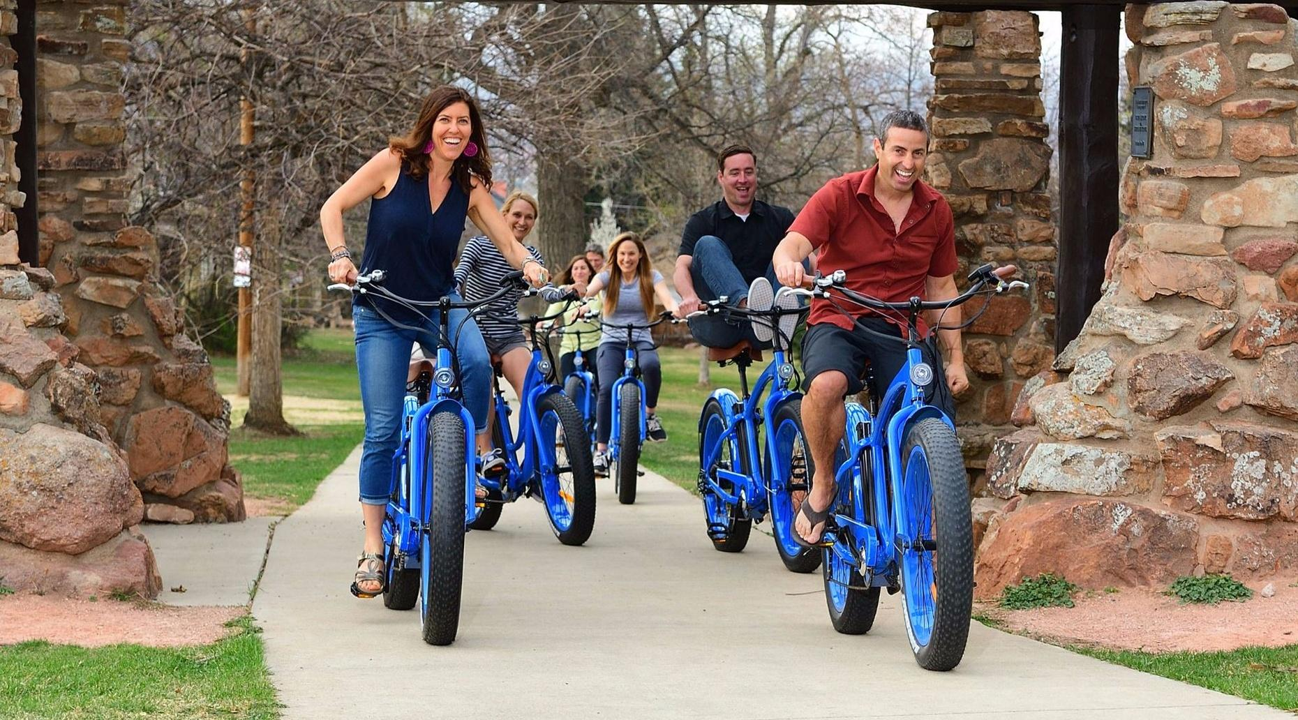 Guided Electric Bike Tour of Boulder (BJC)