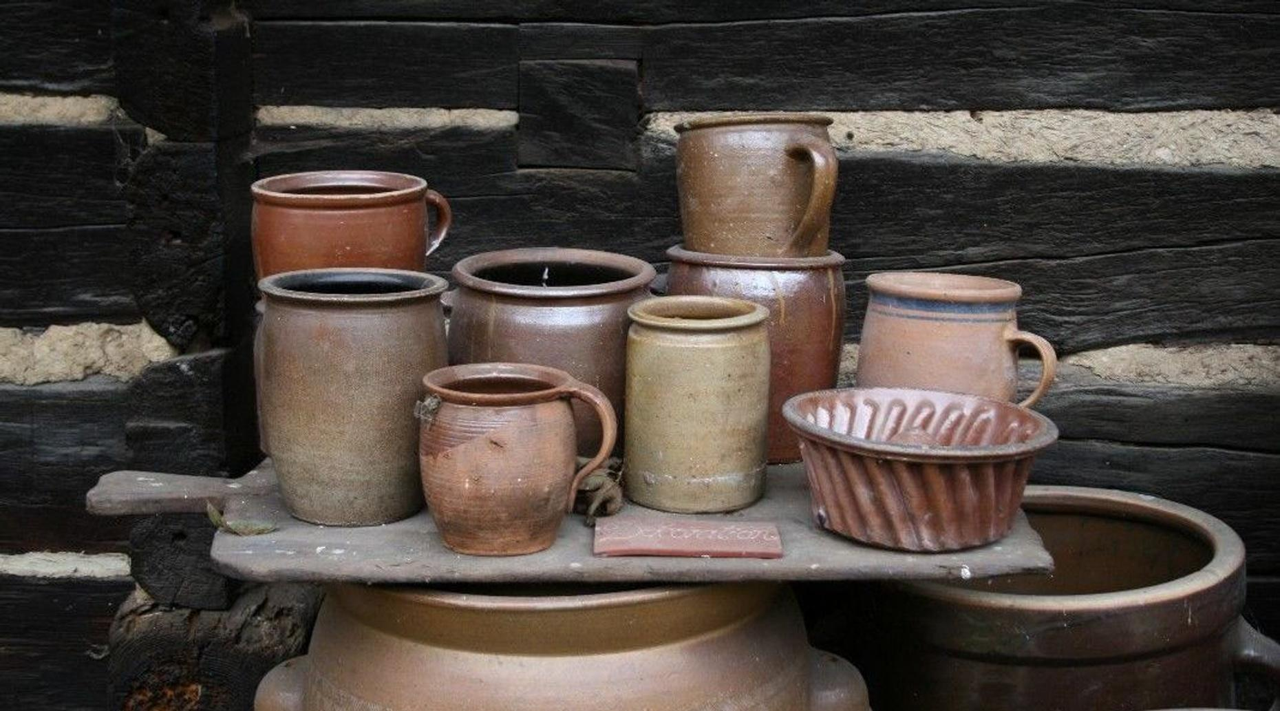 Enchanted Pottery Party in Longmont