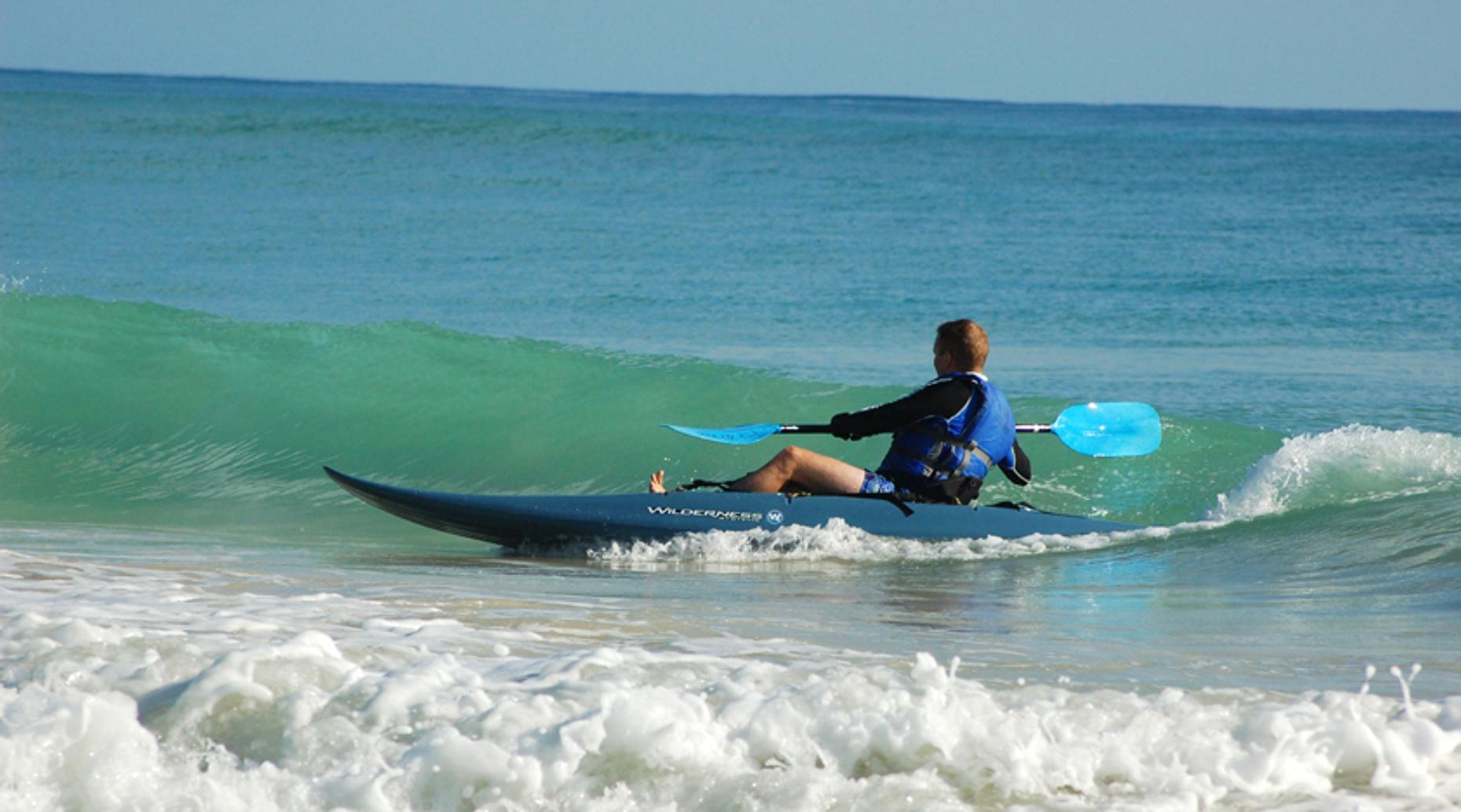Kailua Kayak Day Trip