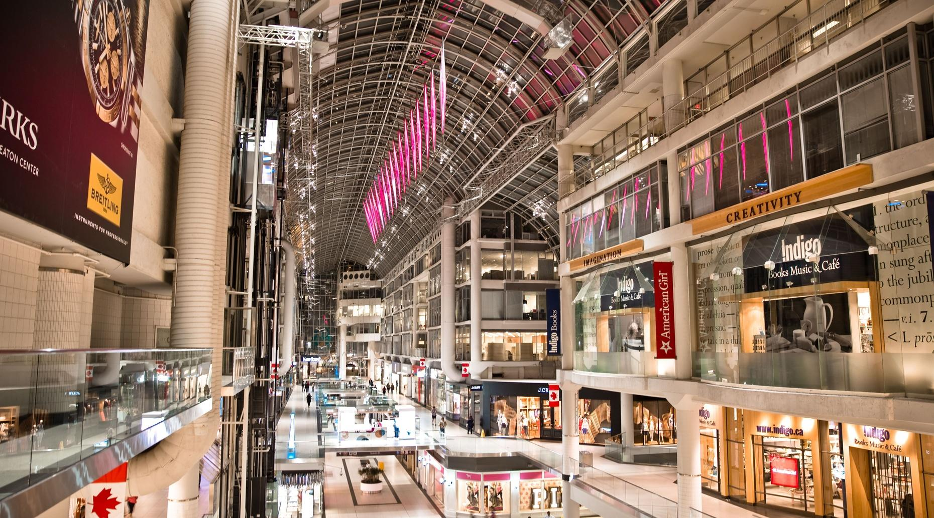 Toronto's Underground City Tour