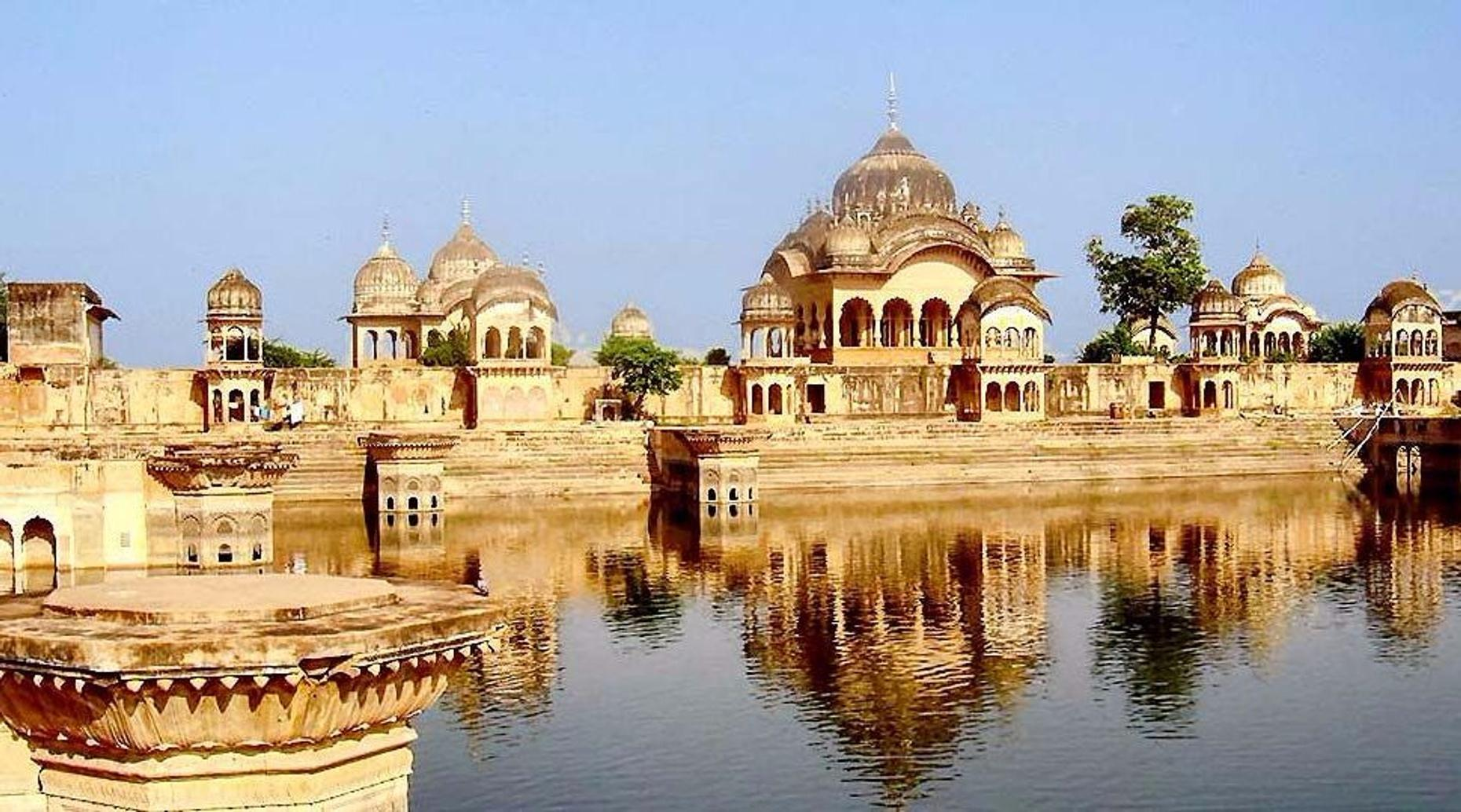 Day Tour of Vrindavan & Mathura From Delhi