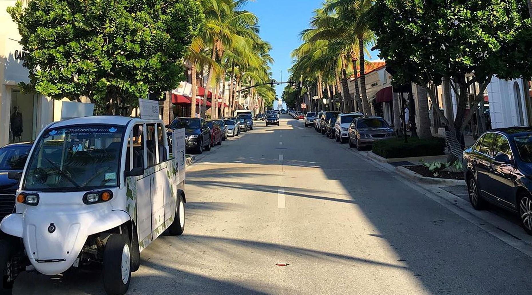 Palm Beach & West Palm Beach Guided Tour