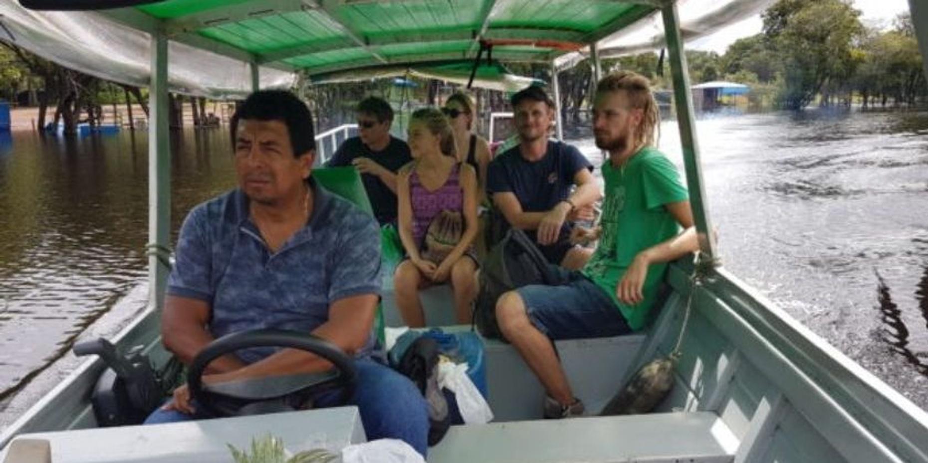 3-Day, 2-Night Adventure in the Amazon Rainforest