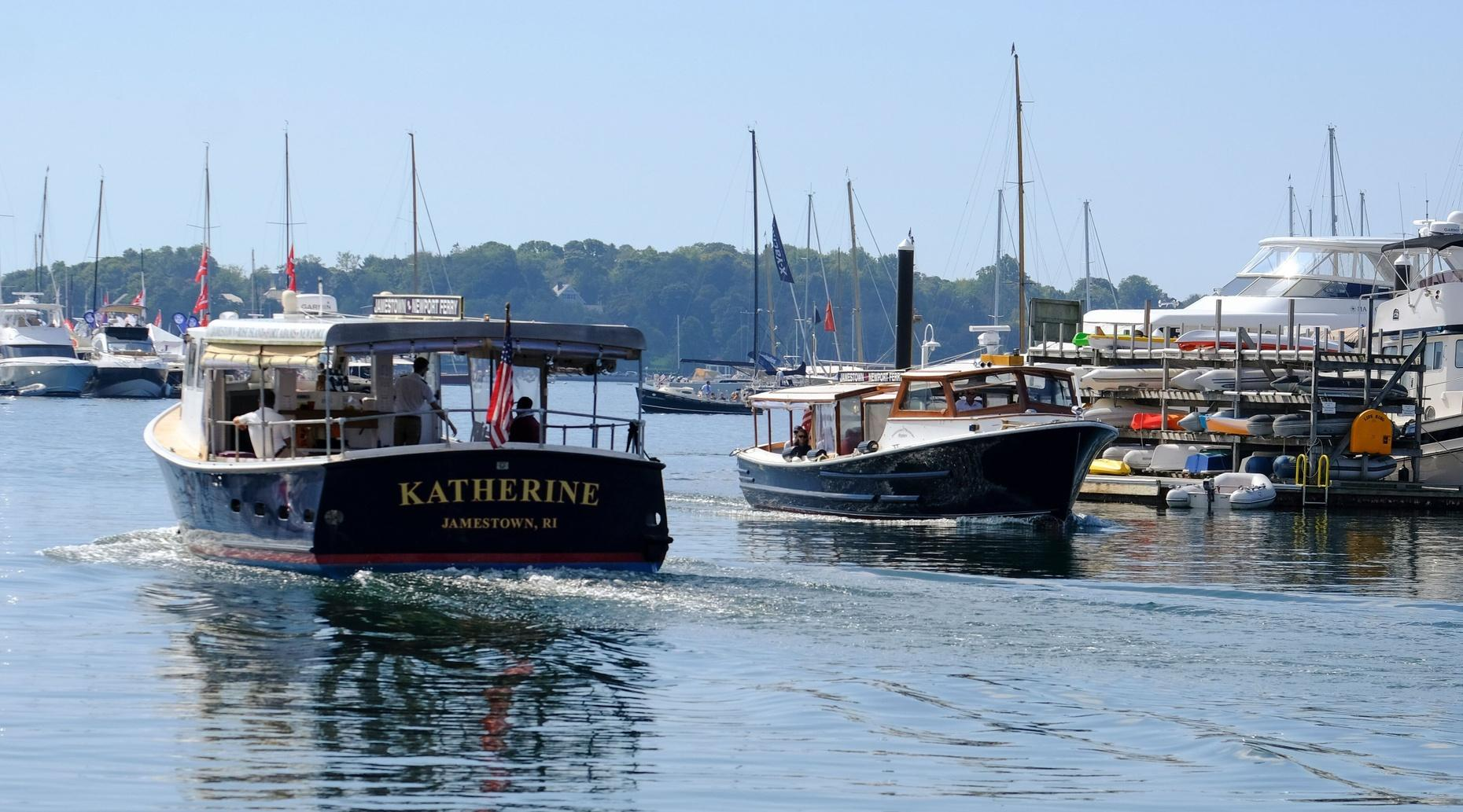 Scenic Bay Group Tour From Jamestown