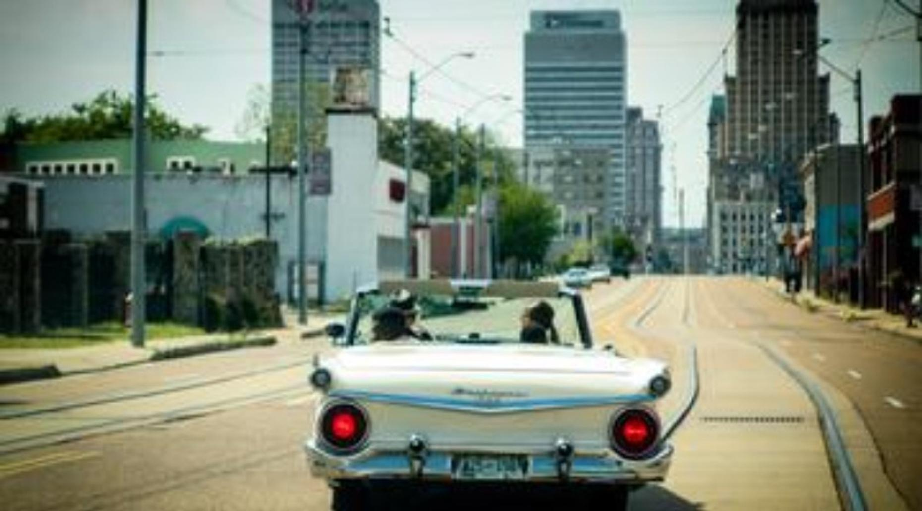 Elvis-Themed Tour of Memphis in a 1955 Chevy Bel Air