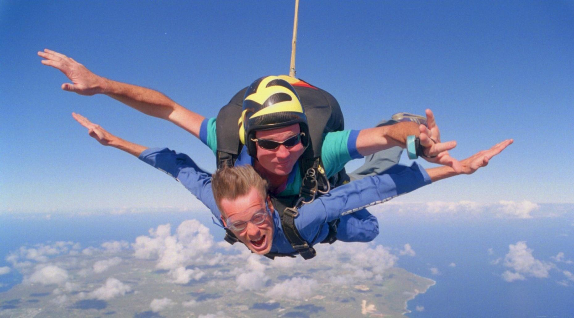 Tandem Skydive Adventure in Shelton