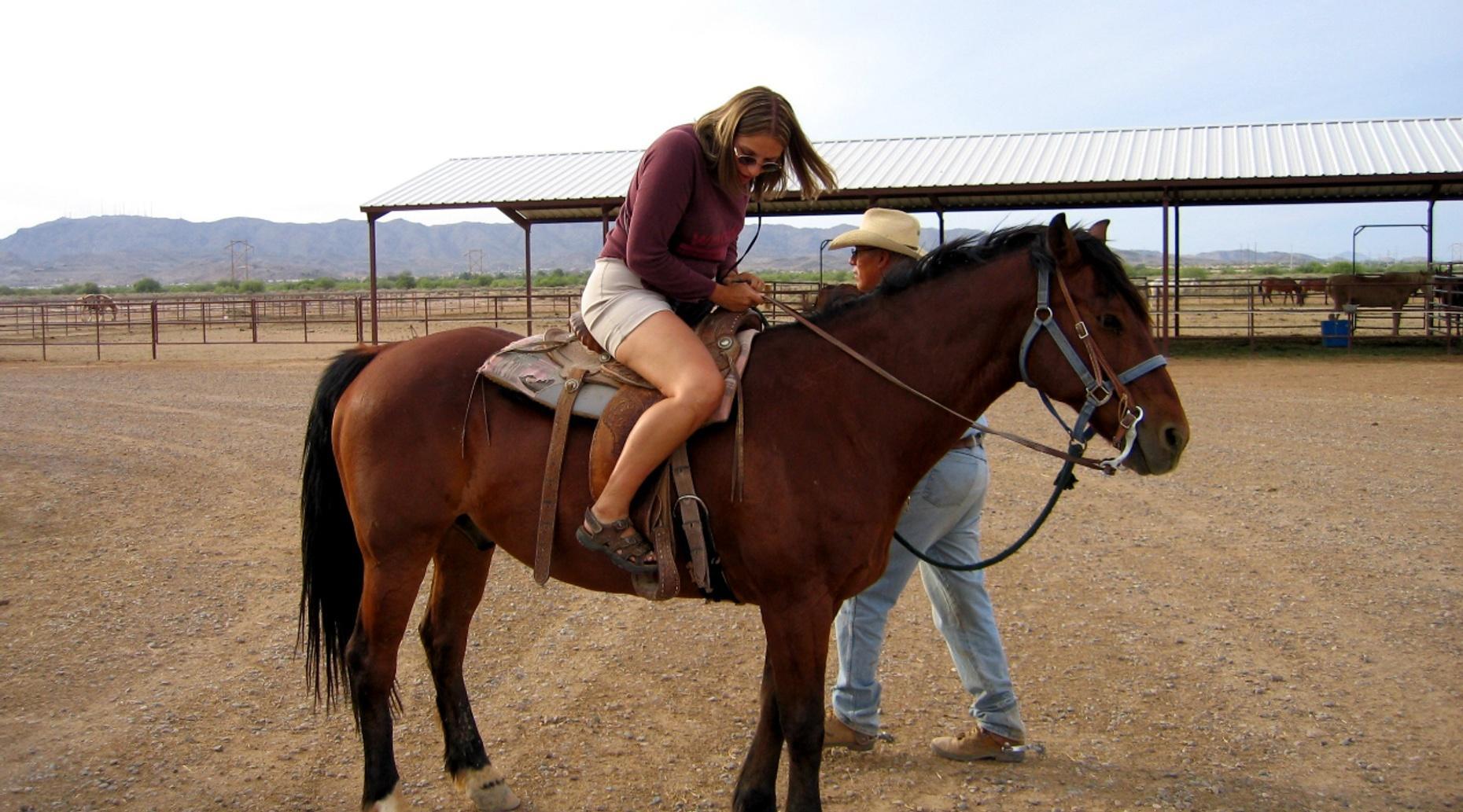 Half-Day Horseback Ride in Coyote Canyon near San Miguel de Allende