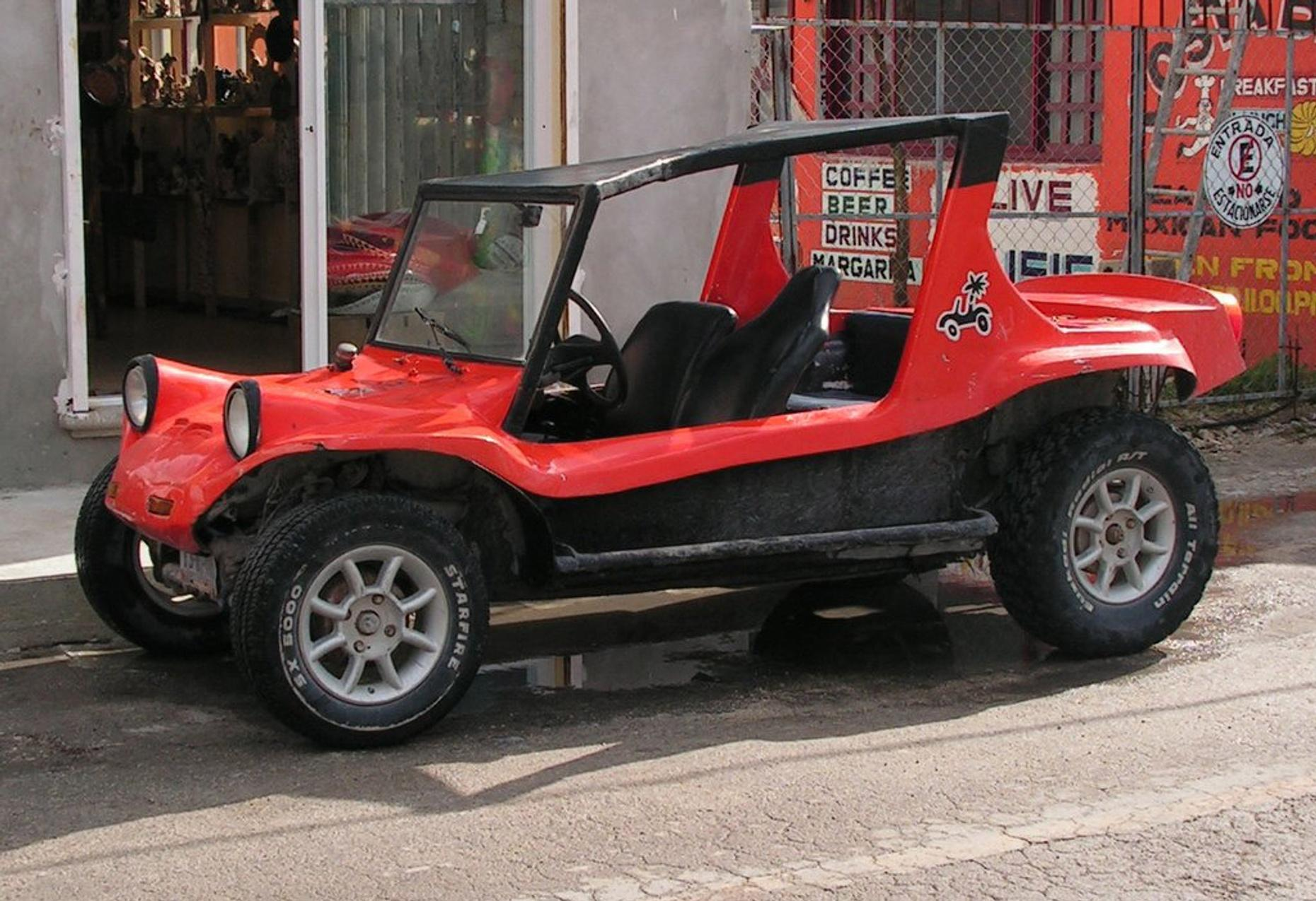 Custom Buggy & Snorkel Tour in Cozumel
