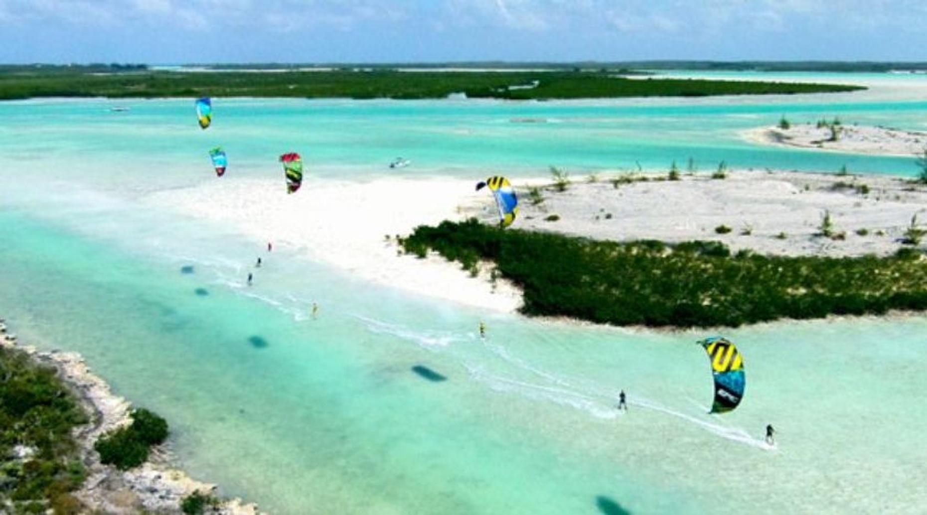 Kiteboarding Adventure on Turks and Caicos Island