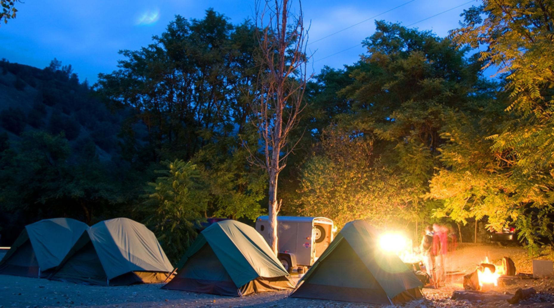 Three-Day Yosemite Camping Trip