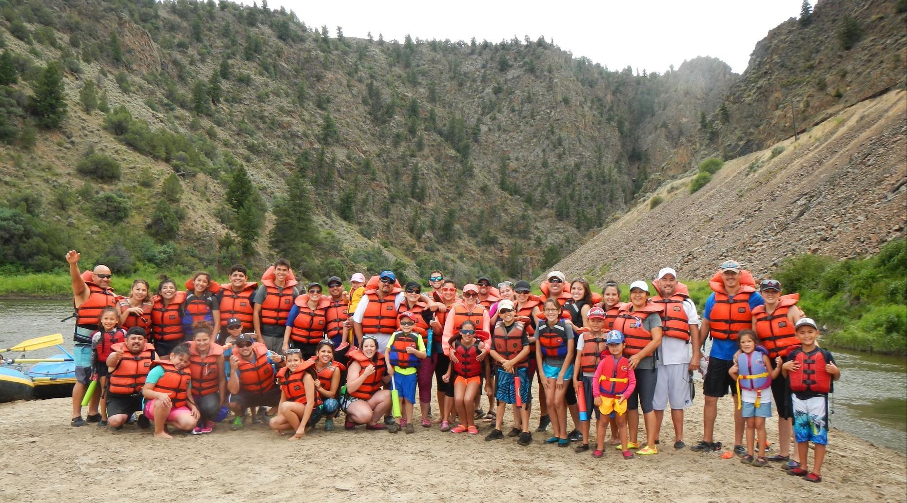 Colorado River Morning Half-Day Rafting Tour