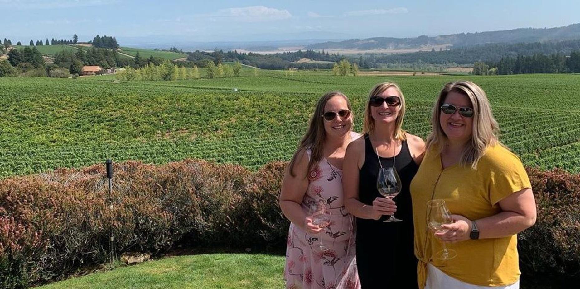 Private Custom Wine Tour in  Willamette Valley