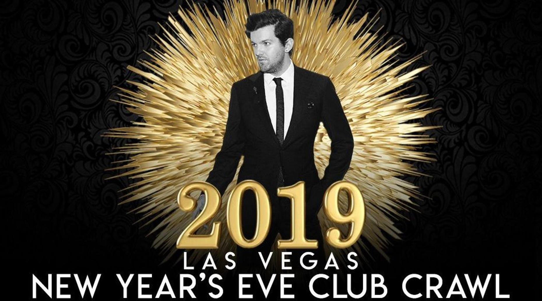 Vegas New Years Eve Club Crawl With Dillon Francis