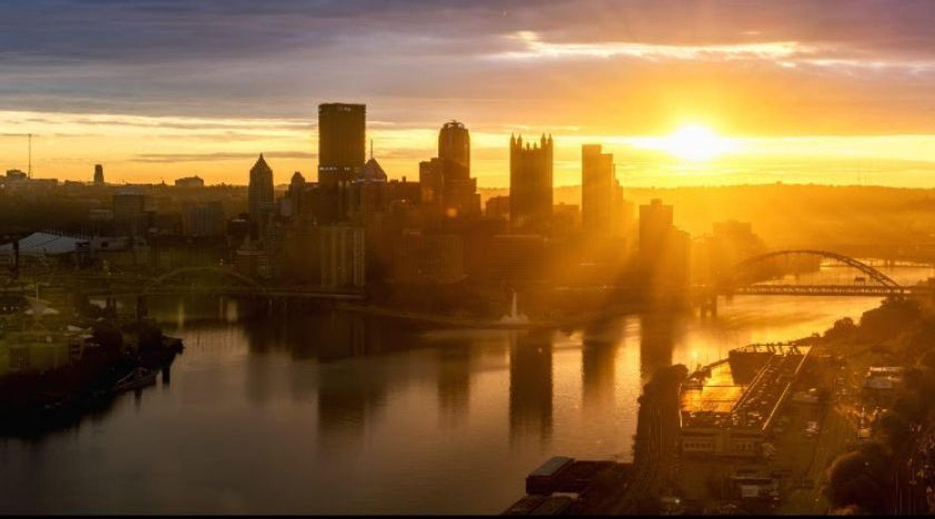 Pittsburgh Sunset Bike Tour