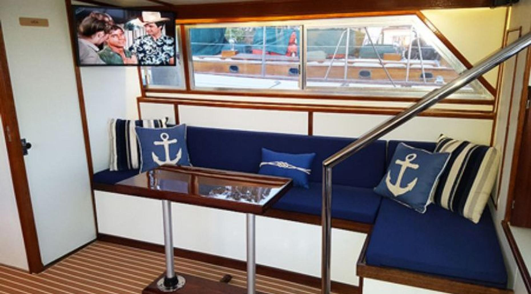 50' Custom Motor Yacht