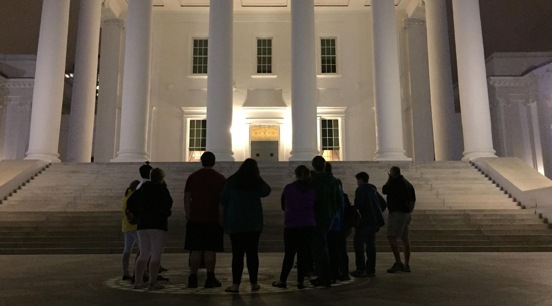 Haunted Capitol Hill Ghost Tour in Richmond