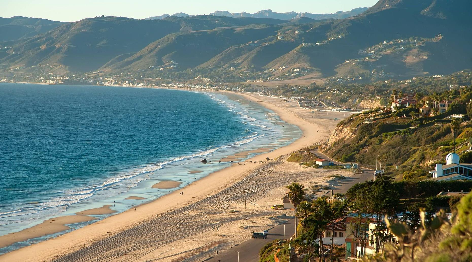 Private Los Angeles City & Beach Tour