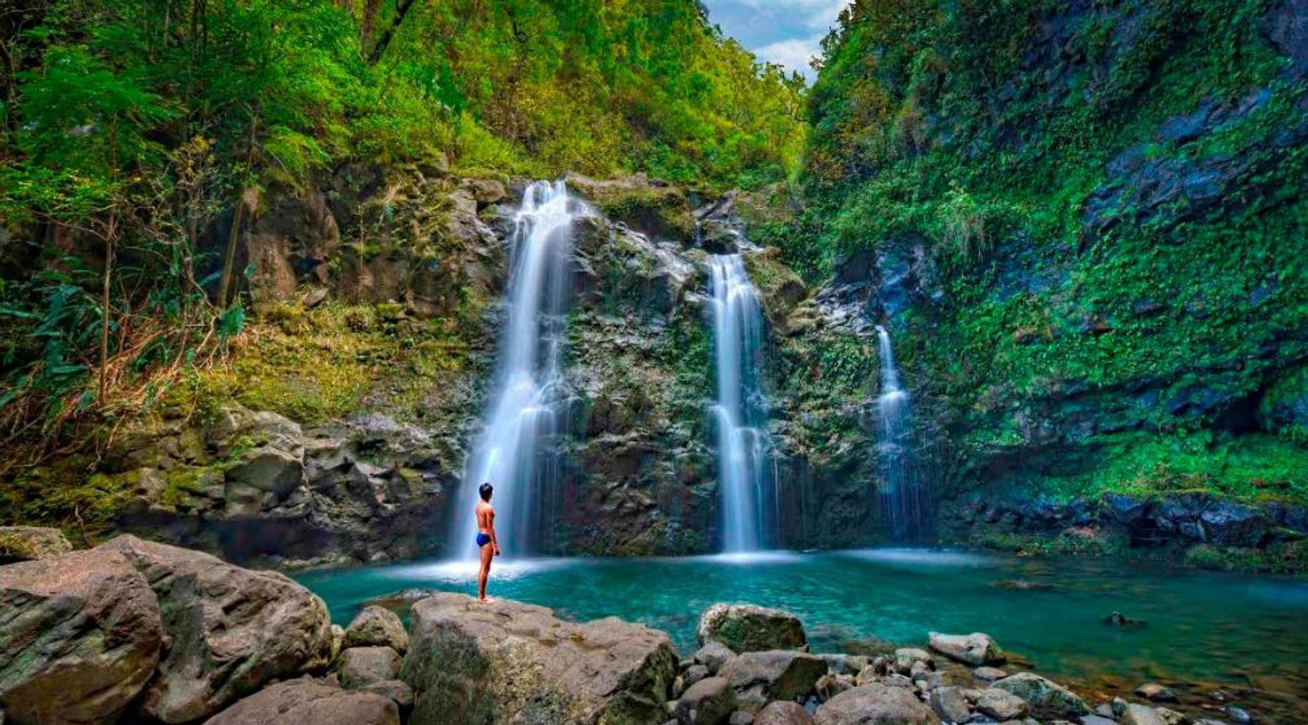 Luxury Road to Hana Waterfalls & Lunch