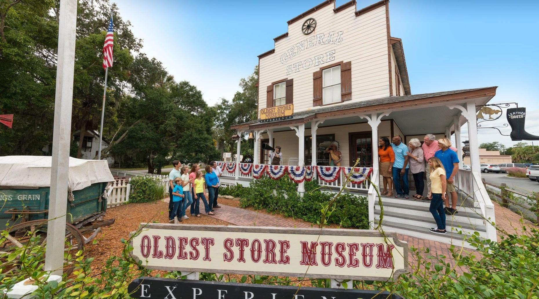 St. Augustine Oldest Store Museum Tour