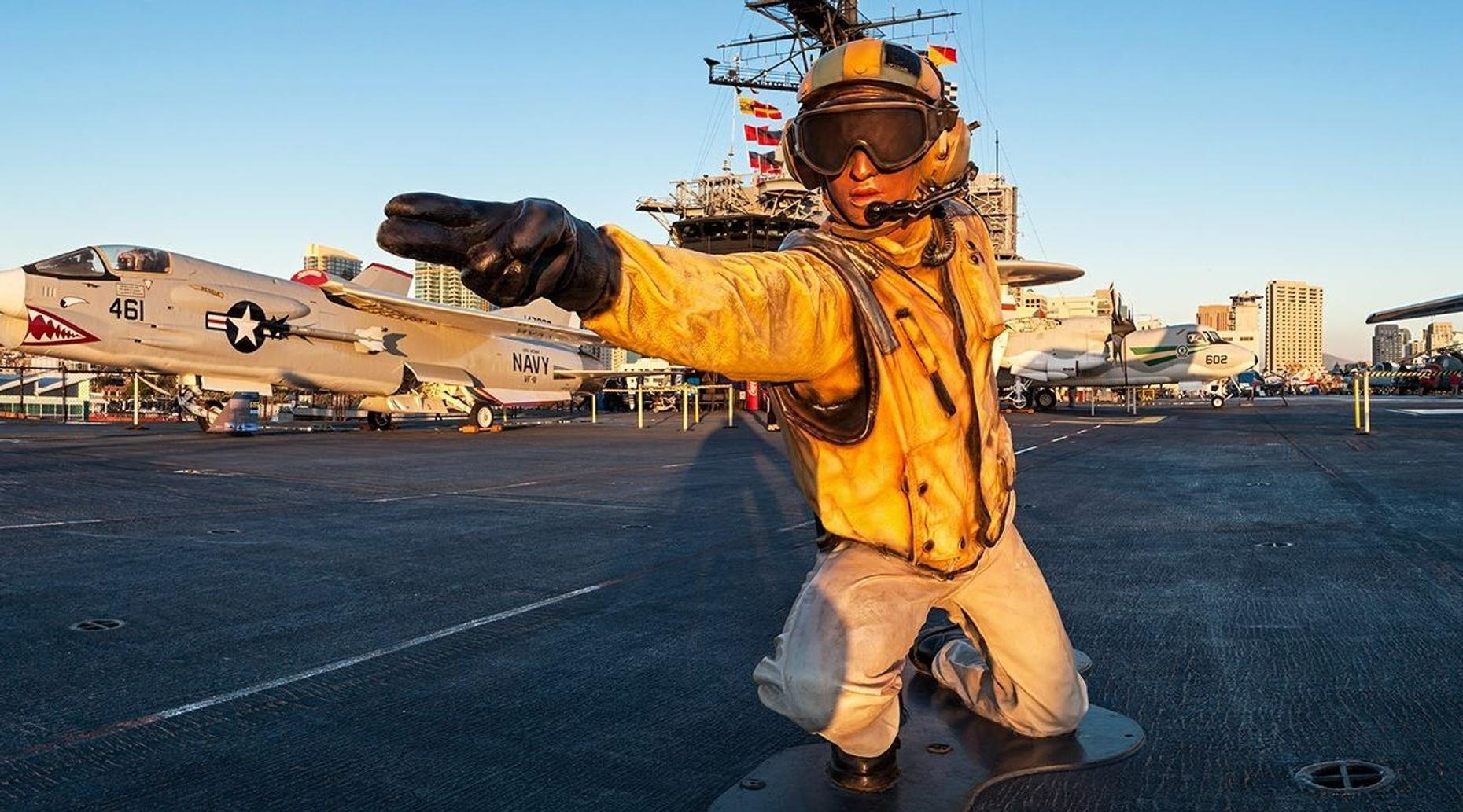 USS Midway Museum Admission
