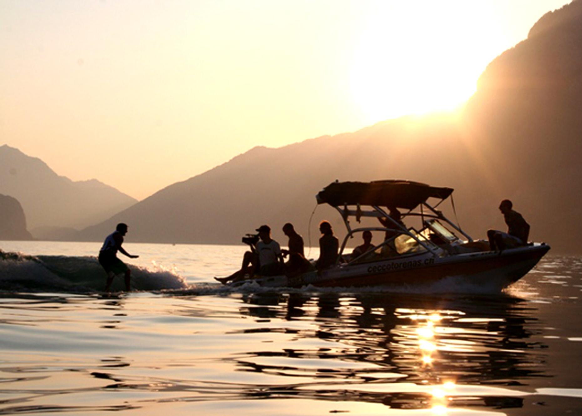 Wakesurfing Adventure in Cabo San Lucas