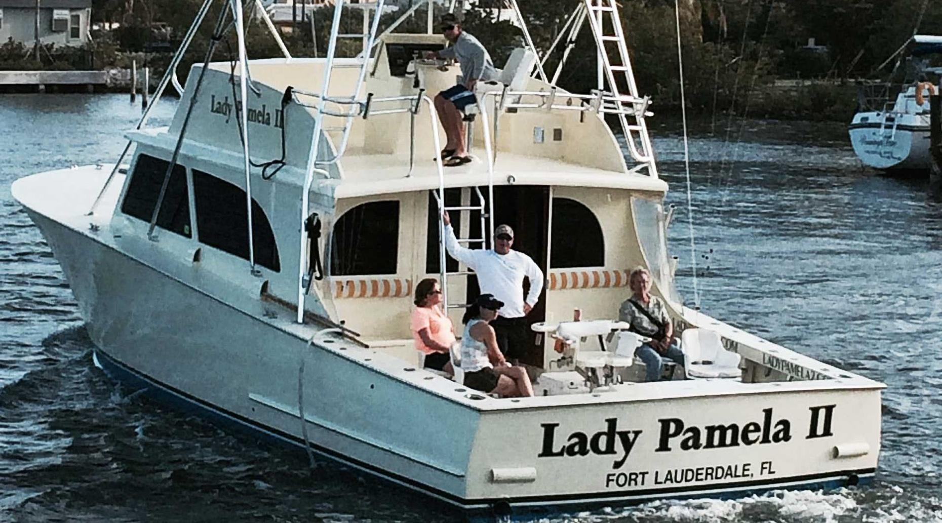 3-Hour Private Big Game Fishing Trip in Hollywood