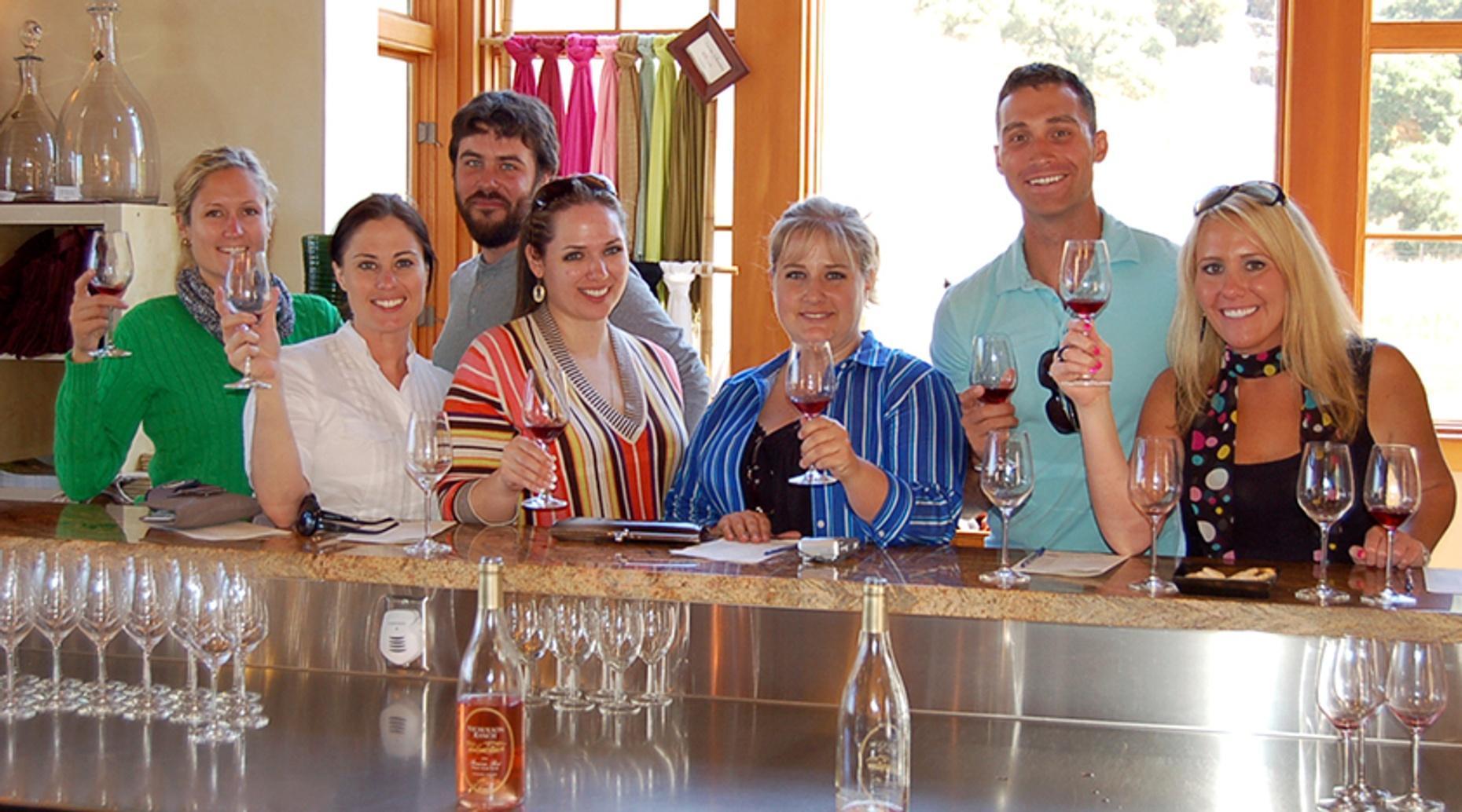 Napa and Sonoma Wine Lover Luxury Tour