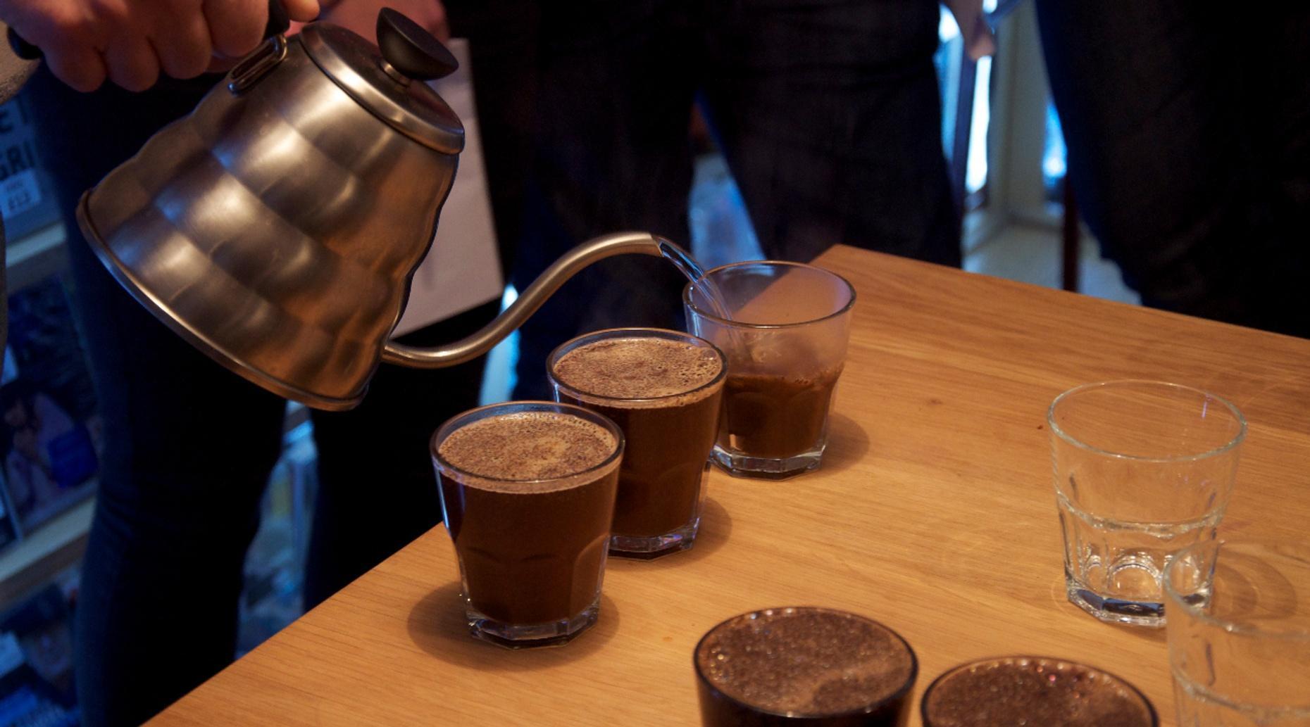 Pioneering Eastside Roasters Coffee Tour