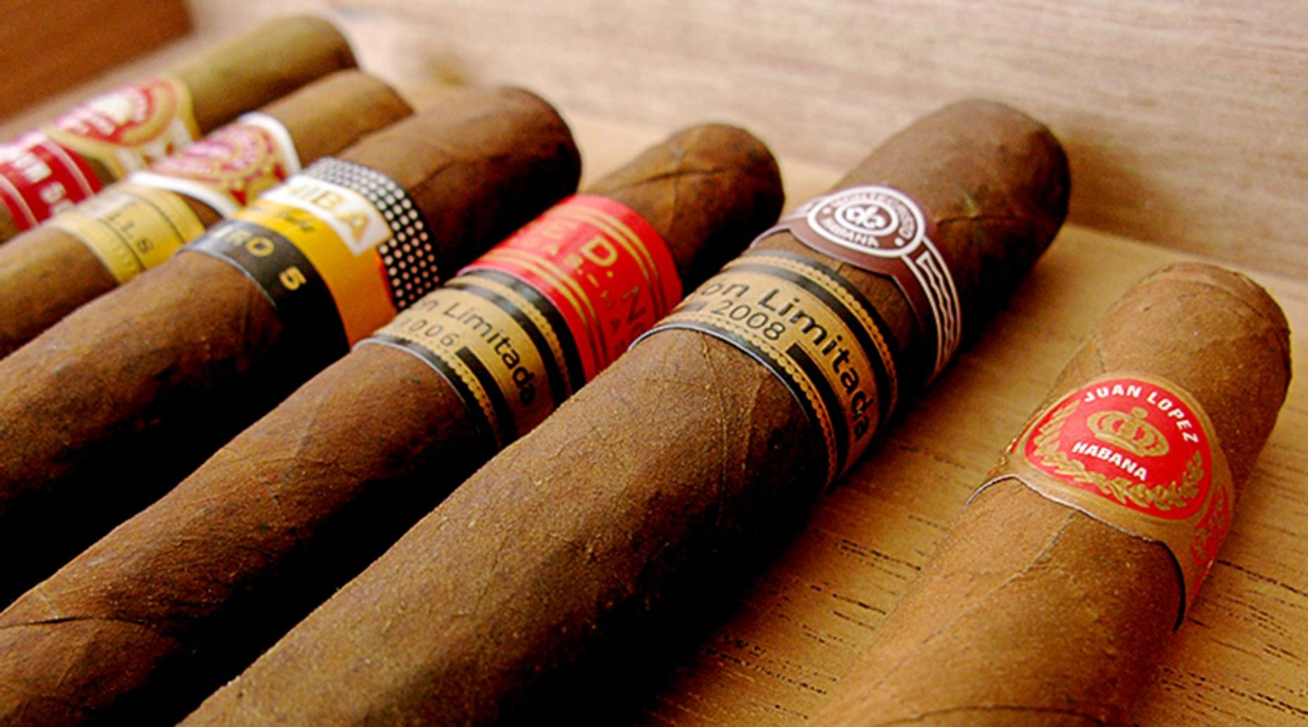 Scenic Cigar Cruise from Toledo