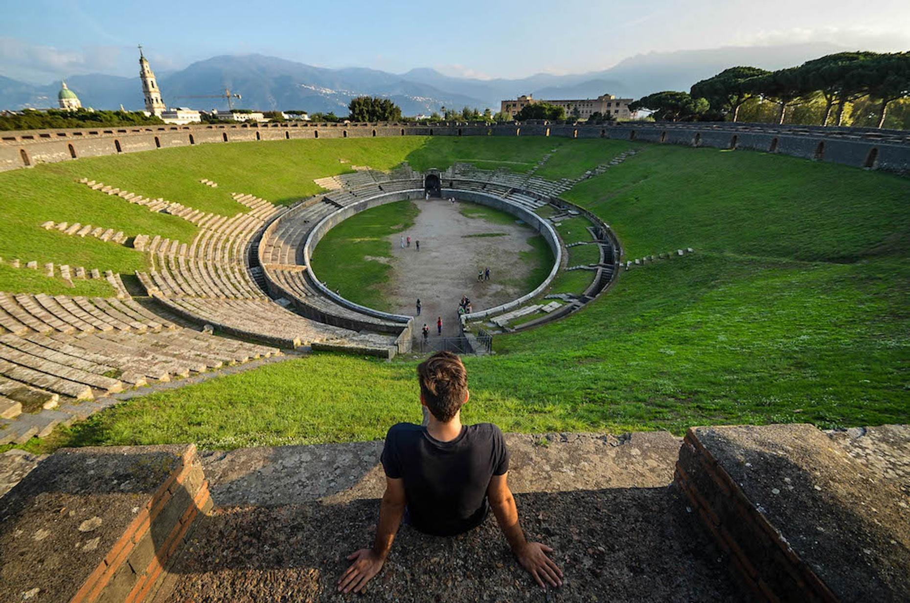 Two-Hour Guided Tour of Pompeii