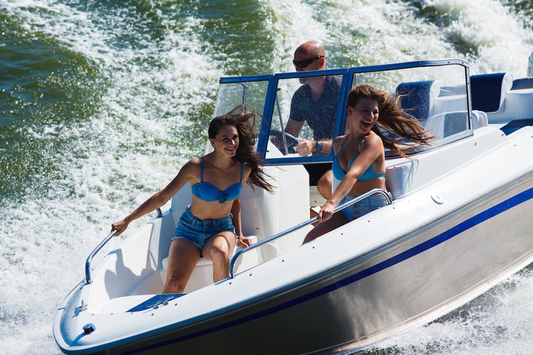 Two-Hour Ski Boat Rental in Lewisville