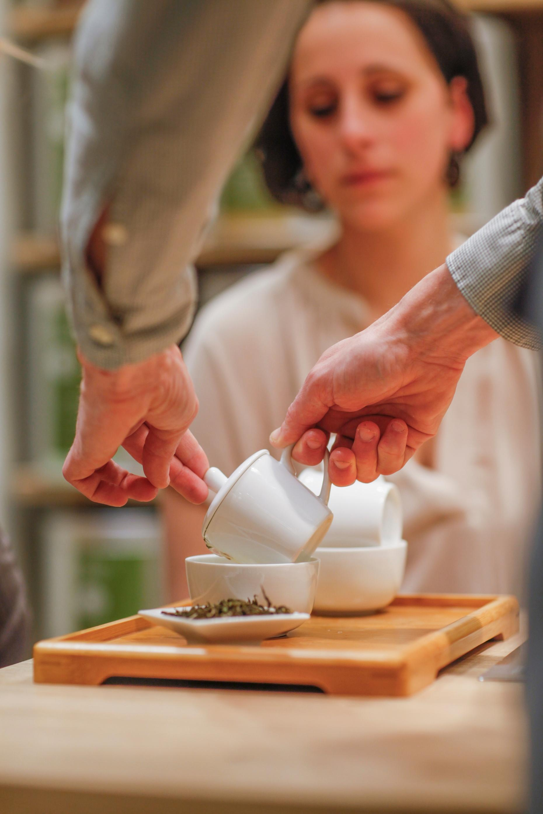 Introduction to Tea Tasting in SoHo