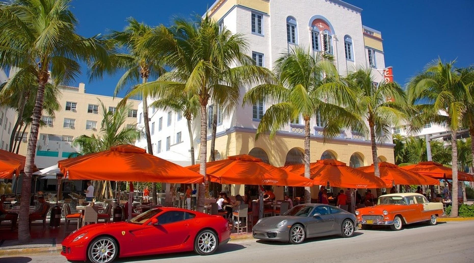Guided City Tour of Miami