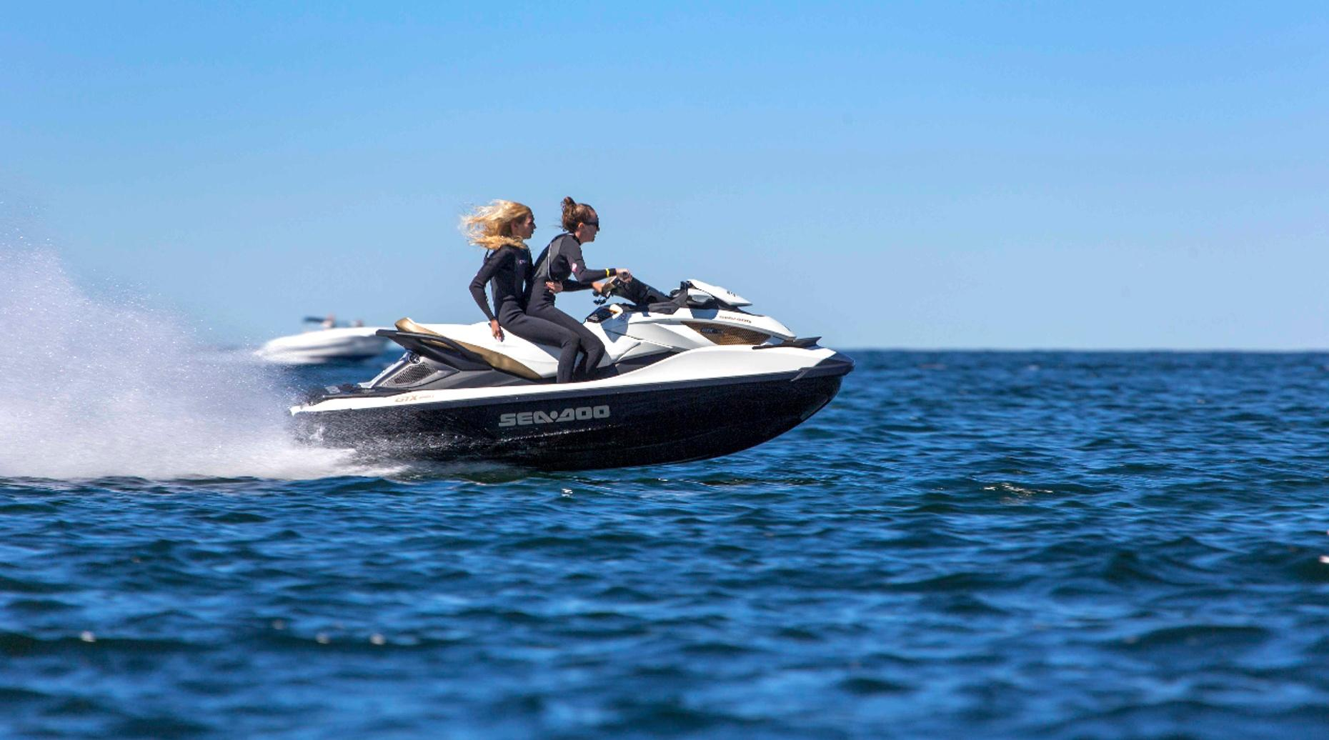 1-Hour Jet Ski Rental in Fort Lauderdale