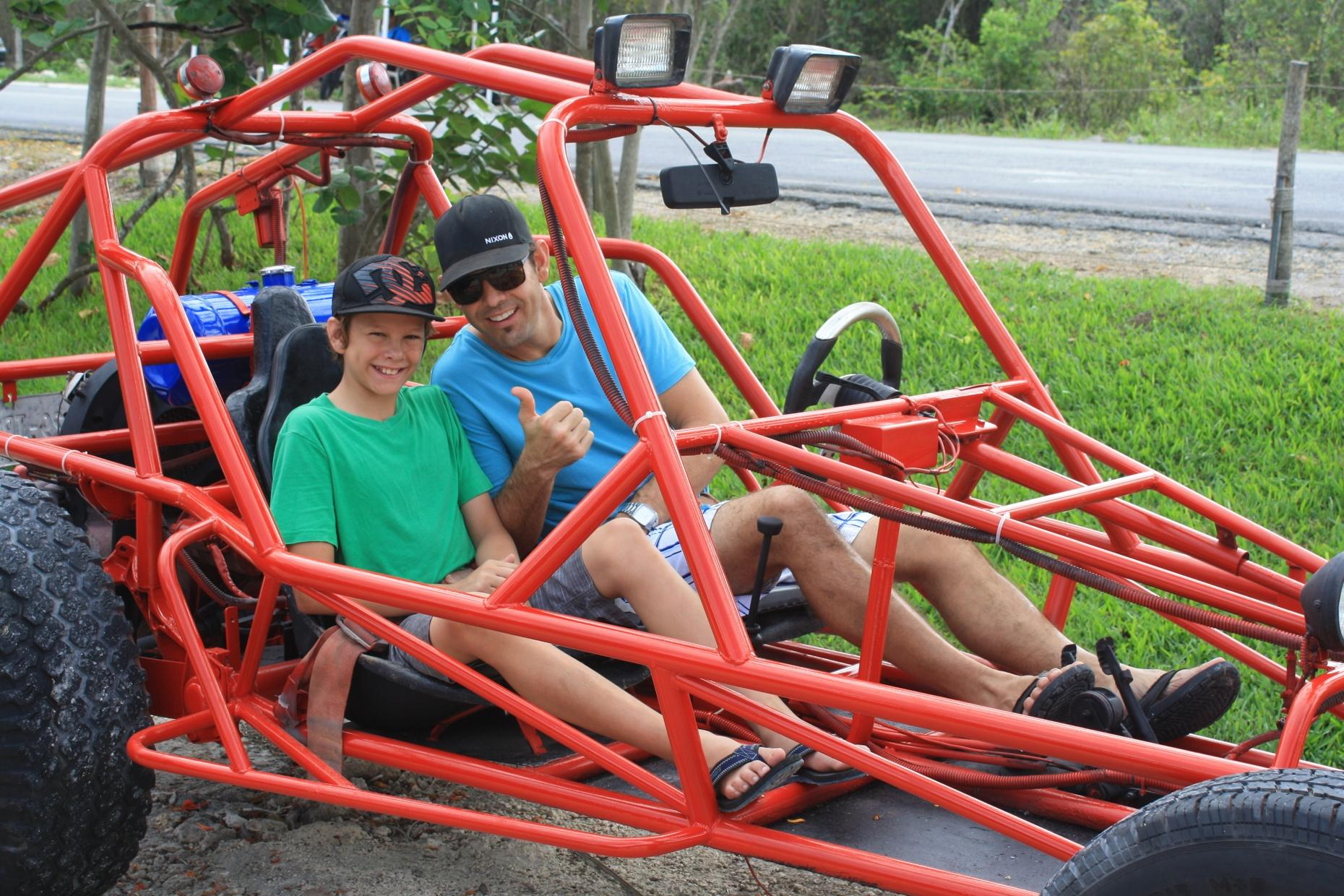 Cozumel Dune Buggy Off-Road Adventure